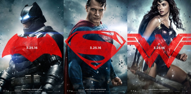 Batman v Superman - JL