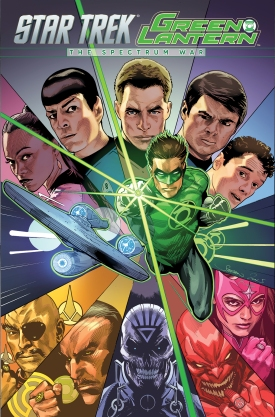 Star Trek:Green Lantern - The Spectrum War